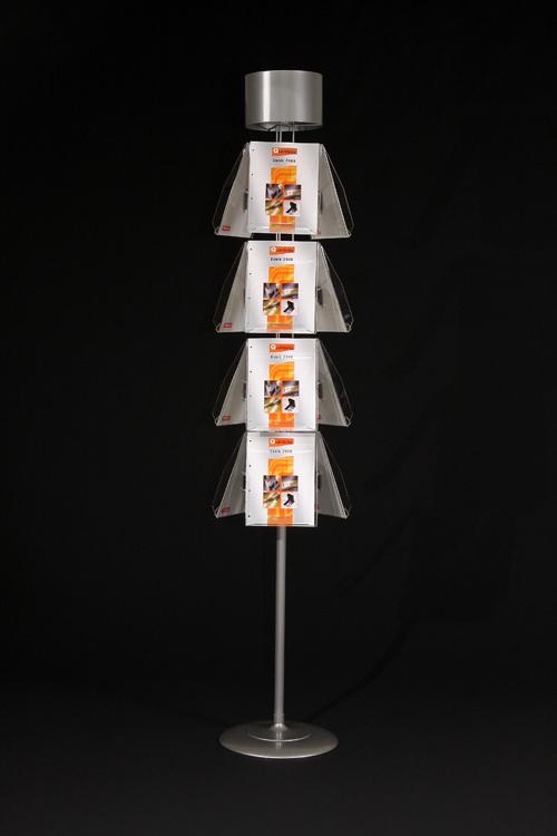Stojan oto�n� TREE, (12  x  A4)