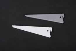 U-nosník/220 mm/ s dírkou, bílá  - zvìtšit obrázek